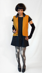 Arms warmers  distressed tights and avant garde military vest from a favorite ebay seller   A HREF  http   stores shop ebay com harajukuvintage__W0QQ_armrsZ1  Harajuku Vintage  A    